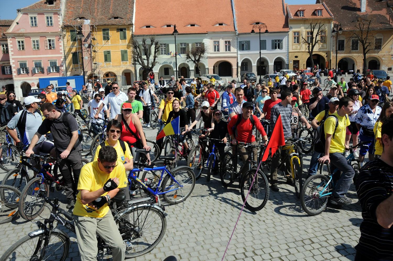 Bicicleta Zilnica_credit foto Silvana Armat